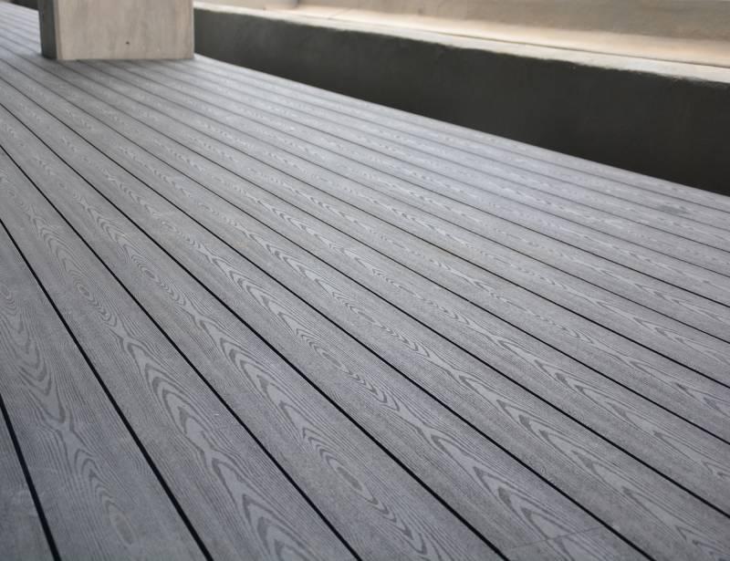 Deck Sintetico Vista Deck Color Absolute Grey